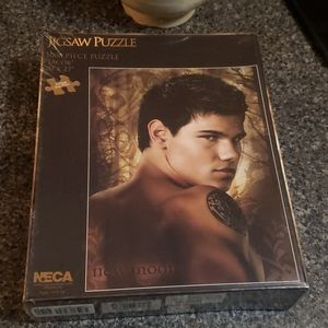 Twilight Jacob Puzzle